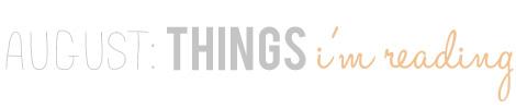 August things